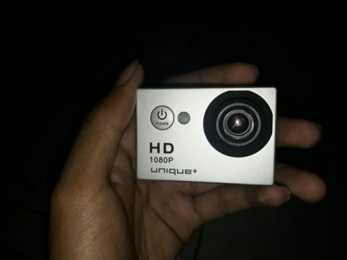 Unique Action Camera